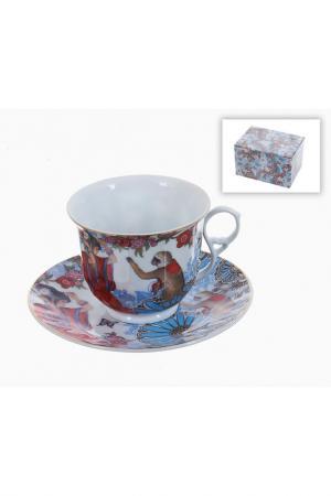 Чайный набор 2пр, 280 мл Polystar. Цвет: мультицвет