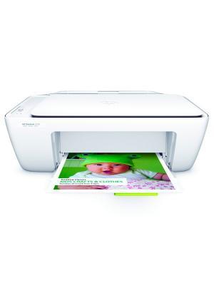 Струйный МФУ HP DeskJet 2130 (K7N77C) A4 USB белый. Цвет: белый