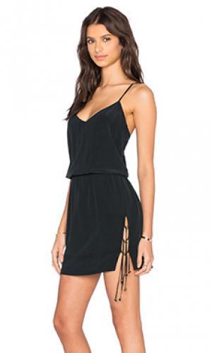 Платье nick Vix Swimwear. Цвет: черный