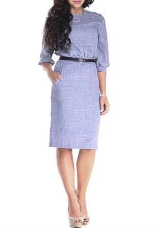 Платье REBECCA TATTI. Цвет: фиолетовая дымка
