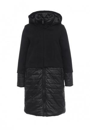 Пальто Top Secret. Цвет: черный