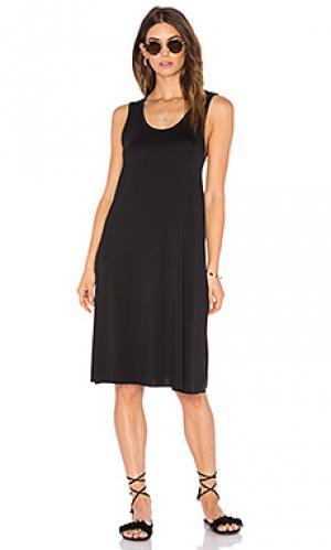 Платье wocstate American Vintage. Цвет: черный