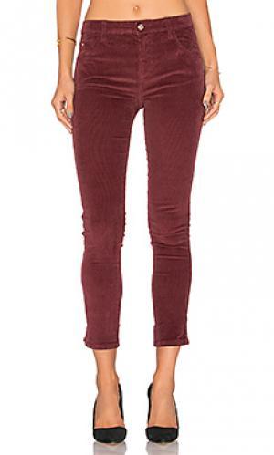 Скинни джинсы до лодыжек the wasteland Joes Jeans Joe's. Цвет: none