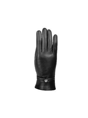 Перчатки BAGGINI. Цвет: черный