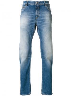 Выбеленные джинсы Closed. Цвет: синий