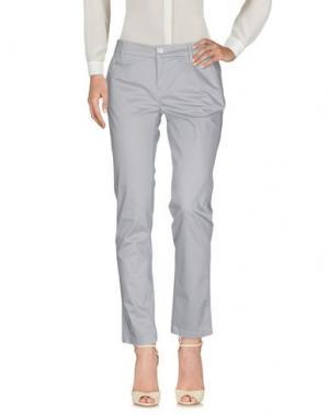 Повседневные брюки ROMANO RIDOLFI. Цвет: лазурный