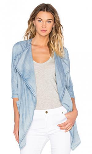 Куртка с короткимм рукавами-доломан James Jeans. Цвет: none