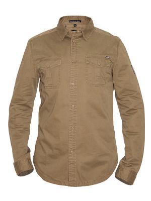 Рубашка TF Military TACTICAL FROG. Цвет: бежевый