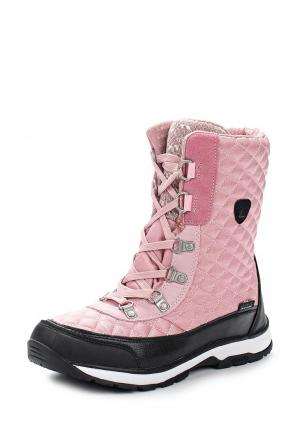 Ботинки Luhta. Цвет: розовый