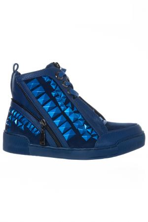 Gumshoes Luciano Barachini. Цвет: blue
