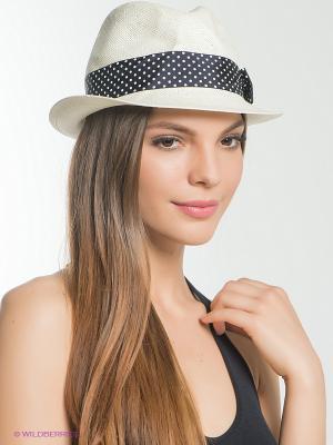 Шляпа Marina Yachting. Цвет: молочный, синий