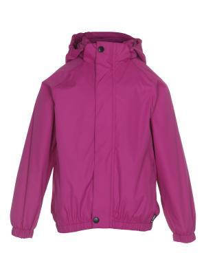 Куртка-дождевик Molo. Цвет: фуксия