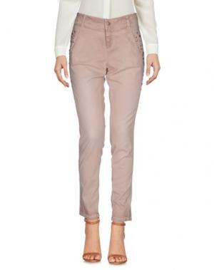 Повседневные брюки CAMBIO. Цвет: светло-коричневый