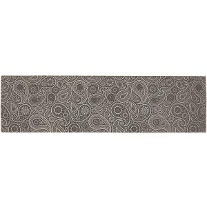 Шкурка для скейтборда  Grip Tape Bandana Gray Blunt. Цвет: серый
