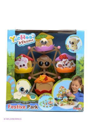 Каруселька YooHoo&Friends, 6/12 Simba. Цвет: зеленый