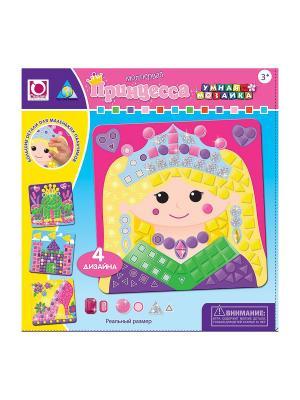 The ORB Factory. Мозаика-набор для малышей  Принцесса (4 шт.) factory. Цвет: желтый, голубой, розовый