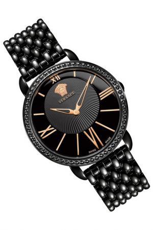 Watches Versace. Цвет: black
