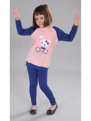 Комплект одежды Милашка Сьюзи. Цвет: индиго