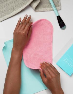 Beauty Extras Очищающая салфетка для лица Junkie. Цвет: бесцветный