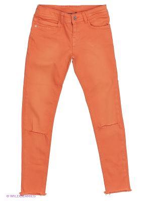 Брюки MEXX. Цвет: оранжевый