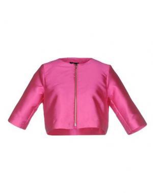 Пиджак MALAICA. Цвет: пурпурный