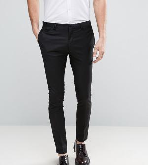 Noak Супероблегающие брюки. Цвет: черный