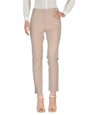 Повседневные брюки -A-. Цвет: светло-коричневый