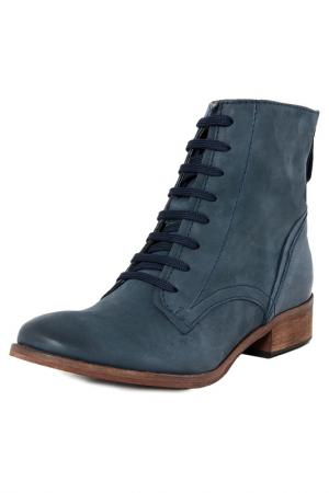 Ankle boots GIANNI GREGORI. Цвет: blue