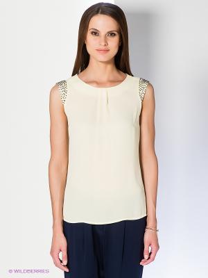Блузка Acasta. Цвет: желтый