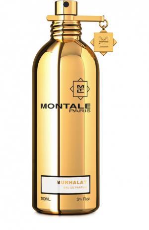 Парфюмерная вода Mahalat Montale. Цвет: бесцветный