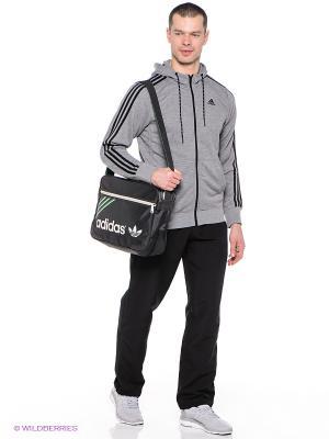 Брюки ESS STANFORD B Adidas. Цвет: черный