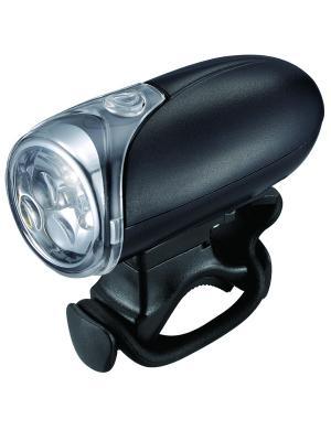 Фара с 3 яркими светодиодами D-light. Цвет: черный