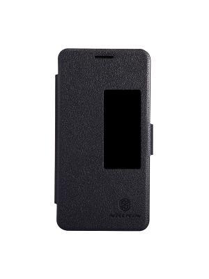 Huawei Honor 6 Nillkin Fresh Series Leather Case. Цвет: черный