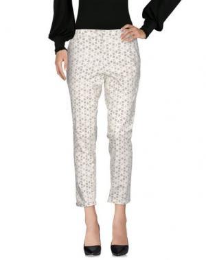 Повседневные брюки AT.P.CO. Цвет: слоновая кость