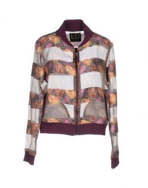 Куртка ED 2.0. Цвет: фиолетовый