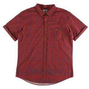 Sale SOLARIS S/S SHIRT Rusty. Цвет: burnt red