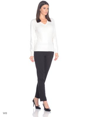 Пуловер Sempre. Цвет: белый