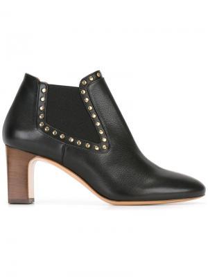Ботинки Damarisse Michel Vivien. Цвет: чёрный
