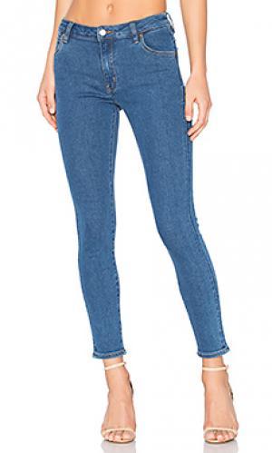 Узкие джинсы west coast ROLLAS ROLLA'S. Цвет: none