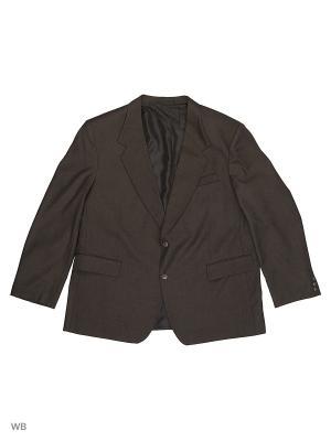 Пиджак MARK GORDON. Цвет: темно-коричневый