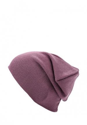 Шапка Vitacci. Цвет: фиолетовый