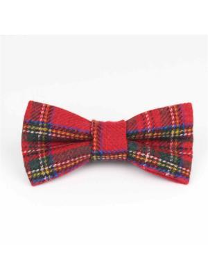 Галстук-бабочка Churchill accessories. Цвет: черный, темно-синий, синий, зеленый, красный, белый