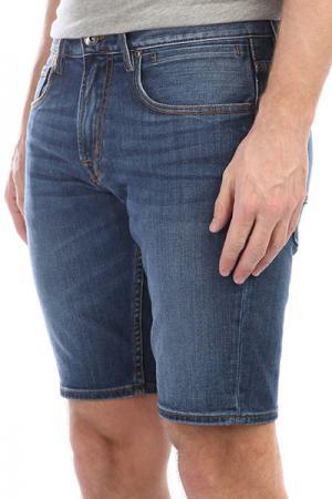 Шорты джинсовые  Sequelshtlighte Light Elder Quiksilver. Цвет: синий