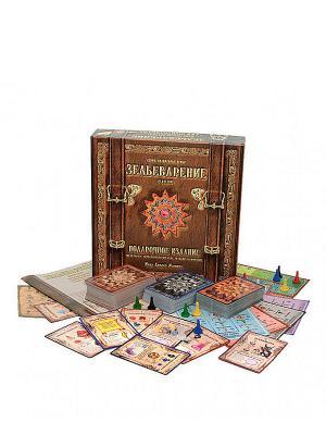 Настольная игра подарочный набор Зельеварение. 3-е издание Правильные игры. Цвет: коричневый