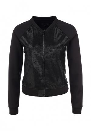 Куртка Top Secret. Цвет: черный