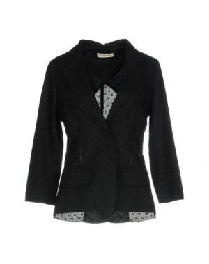 Пиджак LA FABRIQUE. Цвет: черный