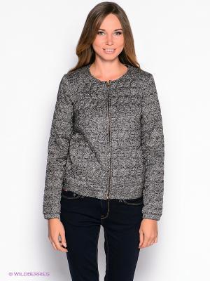 Куртка American Outfitters. Цвет: черный, серый
