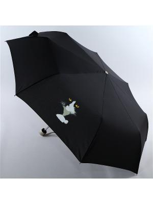 Зонт Airton. Цвет: черный, желтый