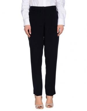 Повседневные брюки DANPOL Torino. Цвет: темно-синий