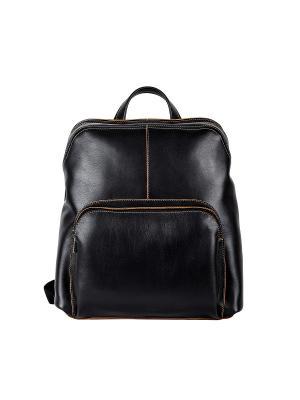 Рюкзак FABULA. Цвет: черный
